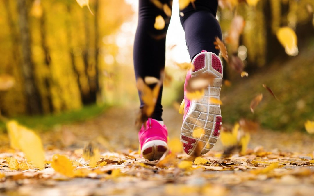 7 reasons why you should start running in Autumn.