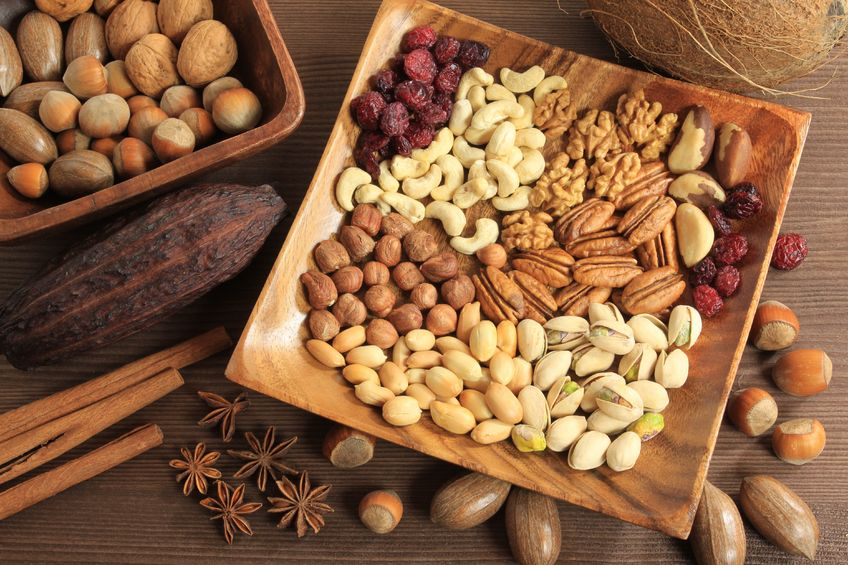 Nuts: discover the benefits