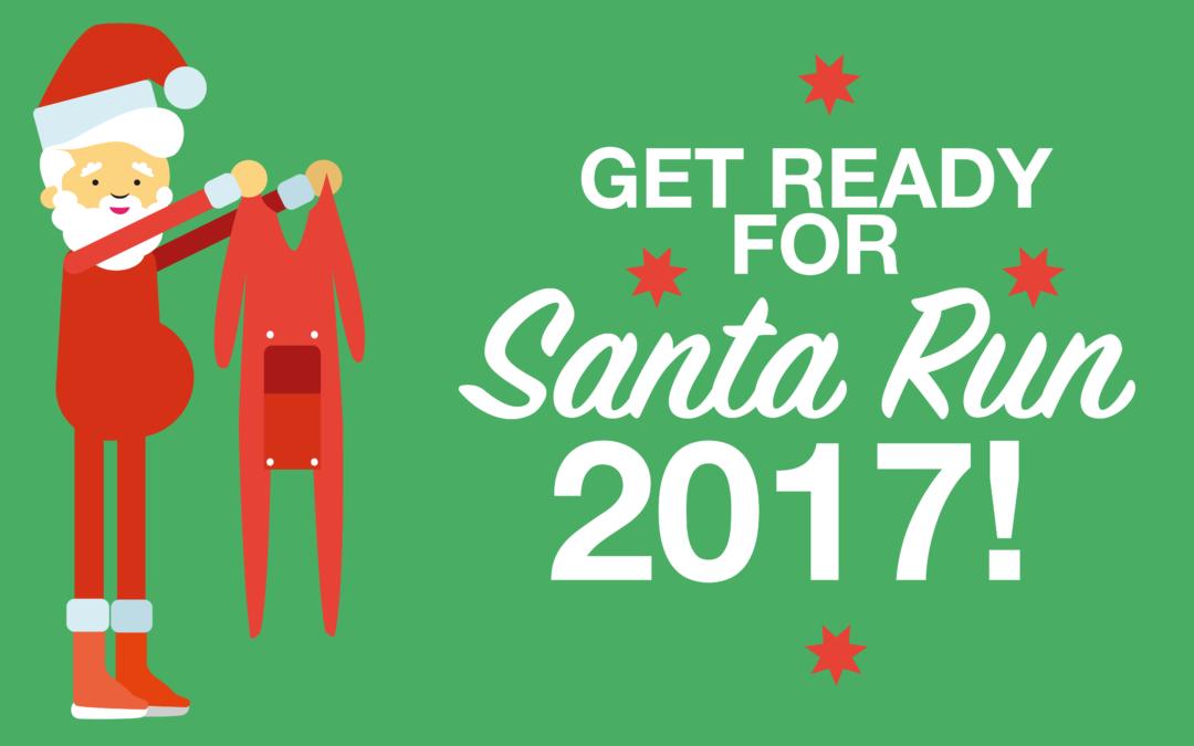 Santa run 2017!
