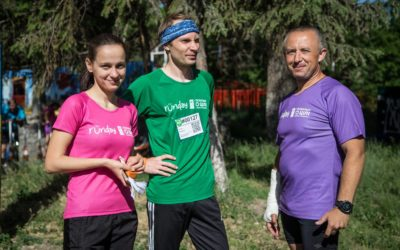 Interview with runners