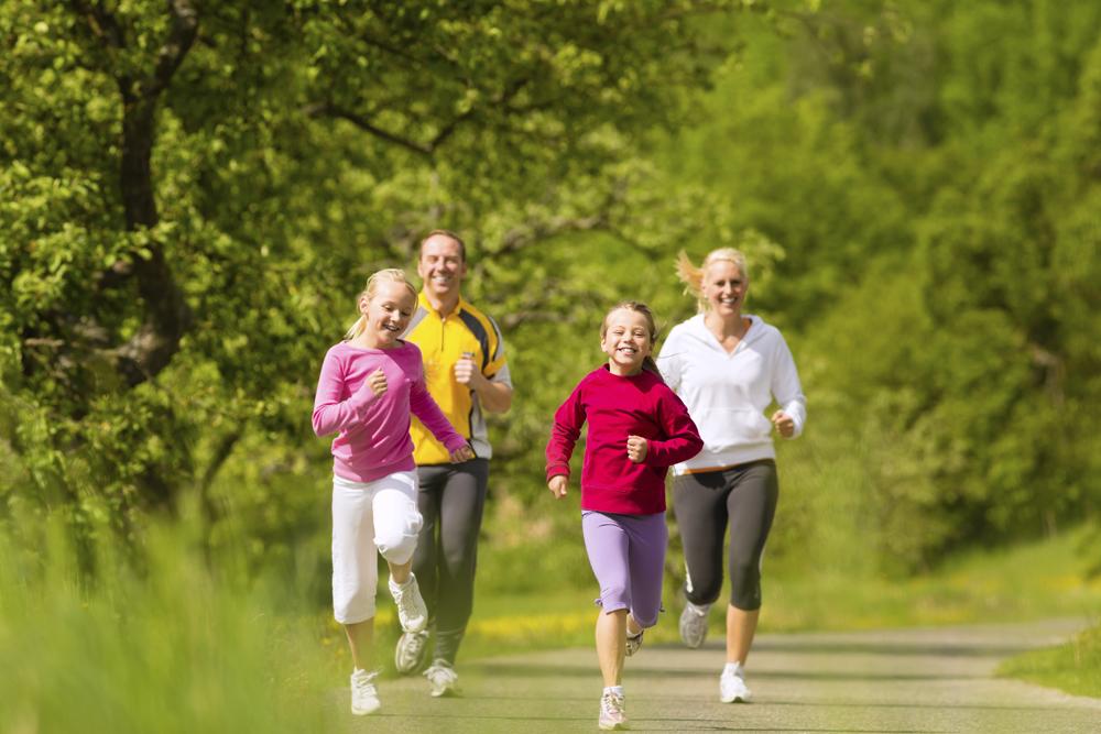 Користь для здоров'я від бігу