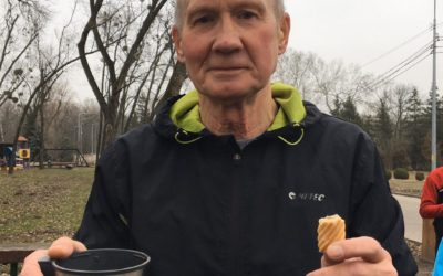 Meet 68-year-old Yuriy who ran 101 Rundays!