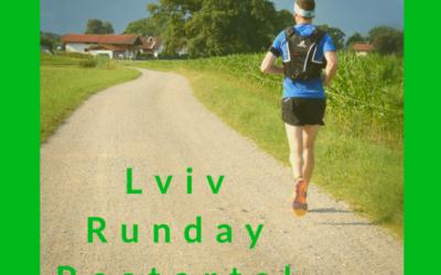 Останні новини – Ruday Lviv відновлює забіги!