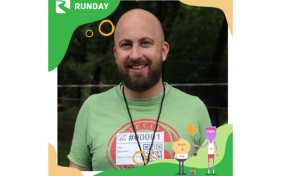 Happy birthday to Runday founder!