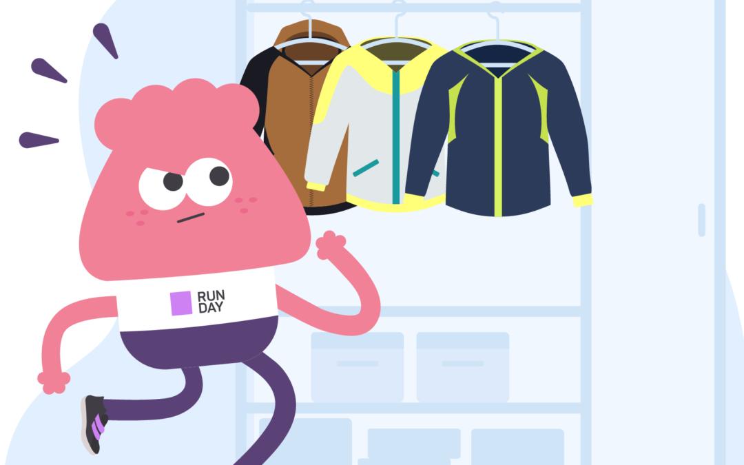 Як вибрати куртку для бігу?