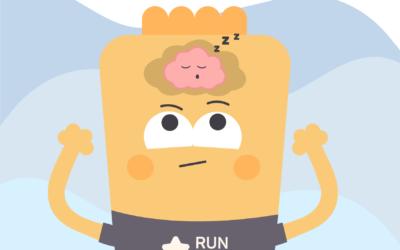 Біг, мозок і Error 404: куди зникає мотивація?