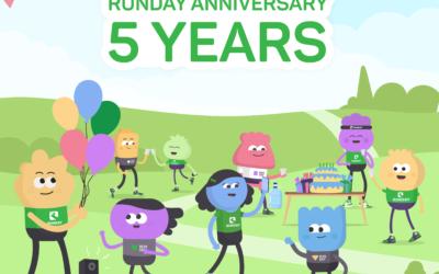 Celebrating five years!